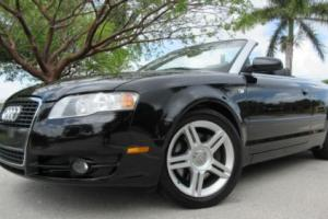 2007 Audi A4 CABRIOLET 2.0T
