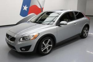 2013 Volvo C30 T5 PREMIER PLUS SUNROOF LEATHER