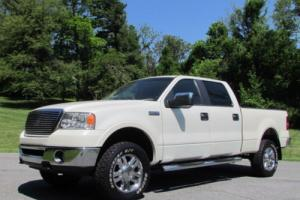 "2008 Ford F-150 4WD SuperCrew 139"" Lariat"