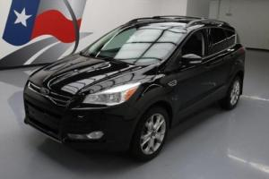 2013 Ford Escape SEL AWD ECOBOOST HTD SEATS ALLOYS
