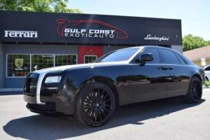 2010 Rolls-Royce Ghost Base 4dr Sedan