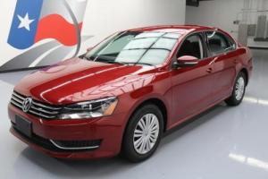 2015 Volkswagen Passat S AUTO CRUISE CTRL CD AUDIO
