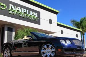 2007 Bentley Continental GT GTC Convertible
