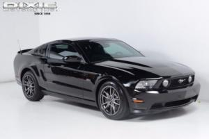 2011 Ford Mustang Coyote Glass Roof Leather 6 speed Carfax certified