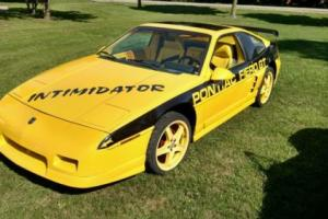 1987 Pontiac Fiero for Sale