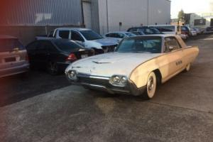 ford thunderbird not mustang not chev not holden Photo