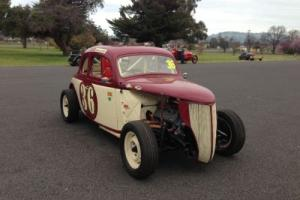 1936 Ford Race Car Photo