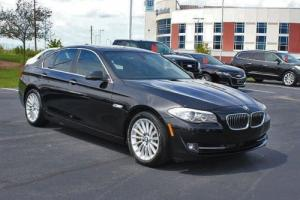 2013 BMW 5-Series 535 xi