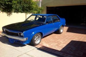 TORANA LX  1977 SLR 5000 GENUINE LOW KS