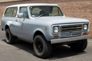 International Scout 1980 Photo