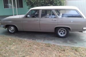 HR Holden station wagon 1967 Photo