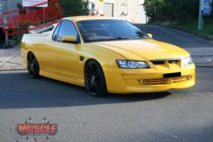 Holden VU SS Ute Custom Show Car Not HSV Maloo Photo