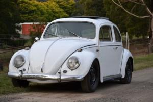 1962-63 volkswagen beetle ragtop (no reserve) Photo
