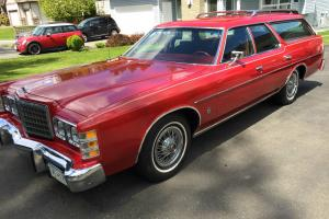 1975 Ford LTD Station Wagon Deluxe Photo