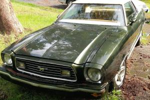 Ford: Mustang Ghia | eBay Photo
