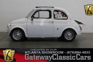 1970 Fiat Abarth 595 Photo