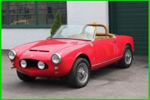 1966 Alfa Romeo Spider Photo