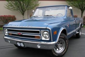 1968 Chevrolet C/K Pickup 2500 Photo