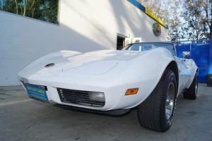 1973 Chevrolet Corvette CONVERTIBLE ROADSTER Photo