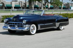 1949 Cadillac Convertible Series 62 Photo