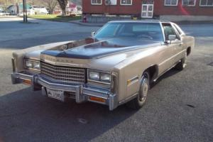 1978 Cadillac Eldorado Photo
