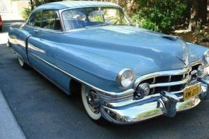 1950 Cadillac Series 6237 Coupe Photo