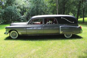1949 Cadillac HEARSE Victoria Photo