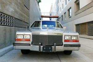 1988 Cadillac Brougham Photo