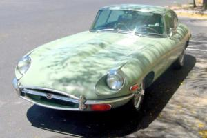1970 Jaguar E-Type E Type Photo