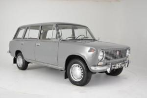 1973 Lada 2102 Fiat 124 Wagon Photo