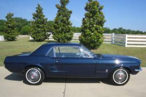 1967 Ford Mustang 67' Show Car