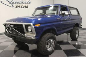 1978 Ford Bronco 4X4