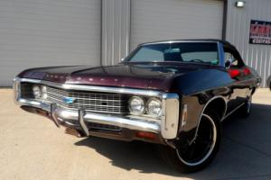 1969 Chevrolet Impala POWER CONVERTIBLE TOP