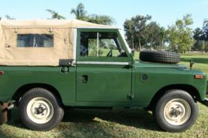 1970 Land Rover Defender Series II