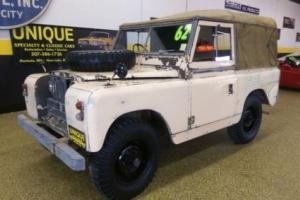 1962 Land Rover Other 88 RHD