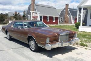 1973 Lincoln Continental Mark IV