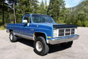 1987 Chevrolet C/K Pickup 2500 Photo