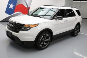 2013 Ford Explorer SPORT AWD ECOBOOST SUNROOF NAV