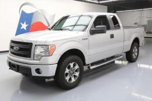 2014 Ford F-150 STX SUPERCAB 4X4 5.0L 6-PASS BLUETOOTH