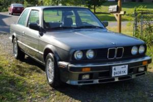 1987 BMW 3-Series 325 IS