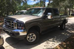 2004 Ford F-250 Fx4