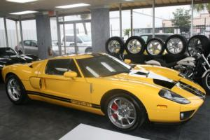 2006 Ford GT All 4 Options