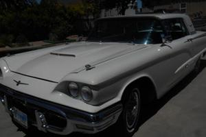 1960 Ford Thunderbird COUPE TWO DOORS