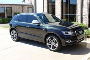 2015 Audi Q5 3.0T Prestige Quattro Photo