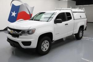 2017 Chevrolet Colorado EXT CAB UTILITY BED TOPPER