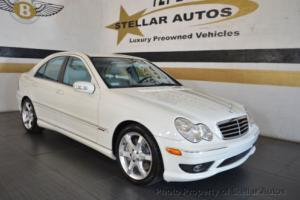 2007 Mercedes-Benz C-Class C230 4dr Sedan 2.5L Sport RWD