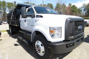 2017 Ford Super Duty F-750 DRW XL - 16' PJs Trash Dump Body 2WD