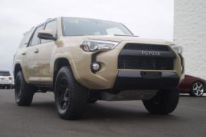 2016 Toyota 4Runner CERTIFIED 100K MI WARRANTY TRD PRO 2 COLORS 2 CHOO