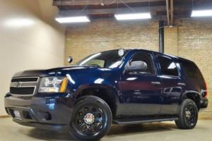 2011 Chevrolet Tahoe 2WD PPV Police