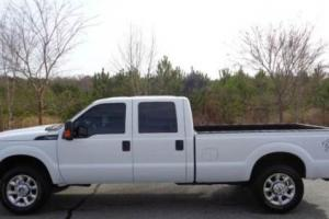 2012 Ford F-250 XLT 4x4 4dr Crew Cab 6.8 ft. SB Pickup